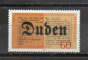 Germany 1325 MNH