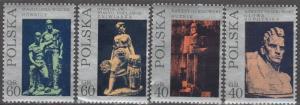 Poland #1827-30 MNH