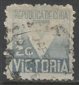 CUBA RA6 VFU S743-1