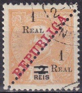 Portugueses India #336  Used   CV $11.00  (Z6263)