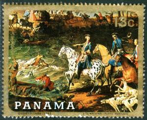 PANAMA #493D, USED, 1968 - PAN376