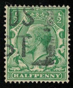 King George V, HALF PENNY, SC #151 (T-6839)