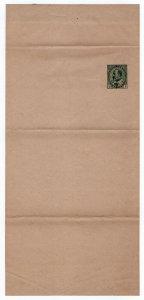 (I.B) Canada Postal : Newspaper Wrapper 1c