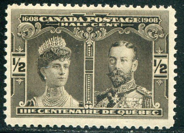 Canada #96 Mint F-VF Never Hinged
