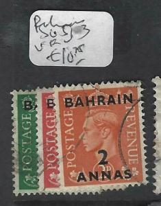 BAHRAIN  (P0903B)  ON GB  KGVI   SG 51-3  VFU