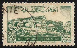 Lebanon 1948 Scott# 219 Used