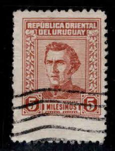 Uruguay Scott 505 used stamp