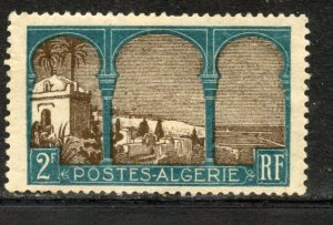 Algeria # 63, Mint Never Hinge. CV $ 4.75