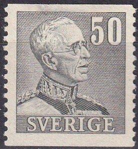 Sweden #309  F-VF Unused CV $2.75  (Z5232)