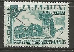 PARAGUAY C225 VFU O553-3