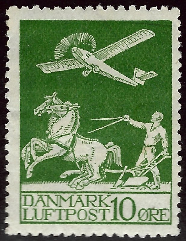 Denmark C1 Used F-VF w/thins SCV$24...choose your price!