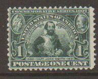 United States #328 Mint