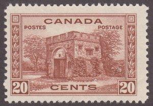 Canada 243 Fort Garry, Winnipeg 1938