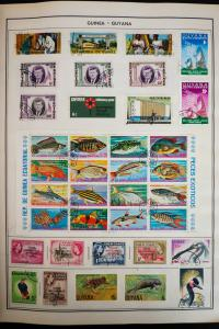Worldwide Loaded Stamp Collection