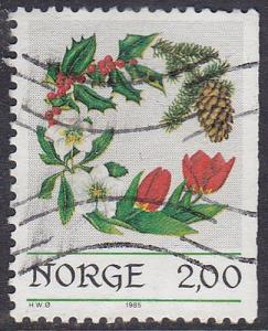 Norway 1985 SG963 Used