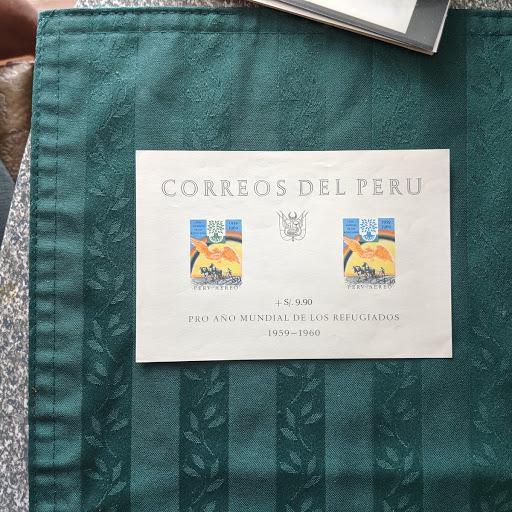 Peru C164a XFNH, CV $15