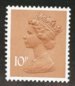 Great Britain Scott MH70 MNH*  1976 stamp CV$.45