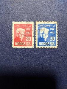 Norway 156-7 XF, CV $5
