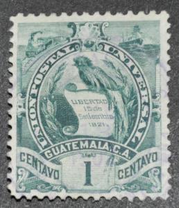 DYNAMITE Stamps: Guatemala Scott #99 - USED