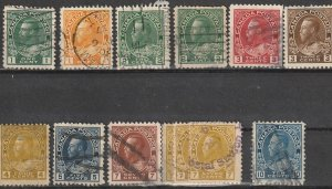 Canada Used Admirals lot#190823-2