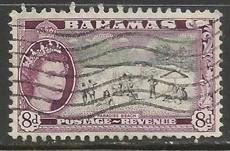 BAHAMAS 166 VFU E901-4