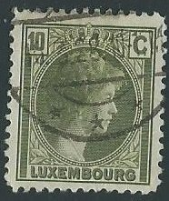 36 Used And 2 Unused Hinged Stamps of Luxembourg
