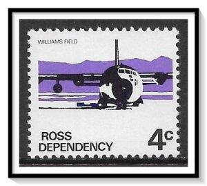 Ross Dependency #L10 Williams Field MNH