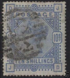 Great Britain #109 Used