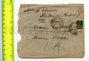 169181 Letter Cover 1925 BATUM OXSON Gold Standard Stamp