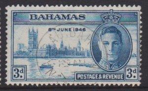 Bahamas Sc#131 Used