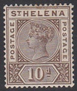 St. Helena 46 MH CV $29.00