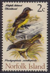 Norfolk Island 1970 SG104 HM