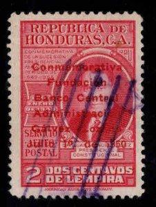 Honduras  Scott C189 Used airmail