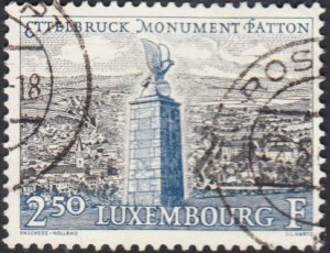 Luxembourg #381 Used