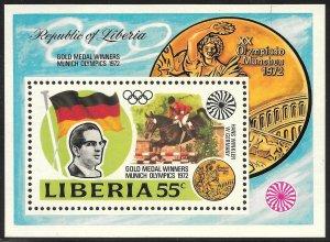 Liberia Mint Never Hinged ~ Souvenir Sheet ~ [9181]