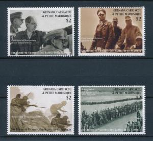 [75365] Grenada Grenadines 2005 World War II Battle of Alamein  MNH