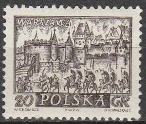 Poland #949  MNH F-VF   (V3792)