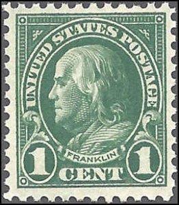 552 Mint,OG,VLH... SCV $1.25
