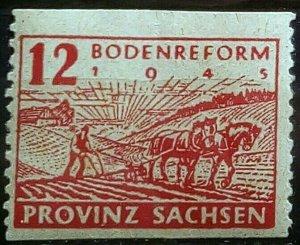 Germany Provinz Sachsen Mi 86 C mnh