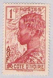Ivory Coast Woman one C (AP122818)