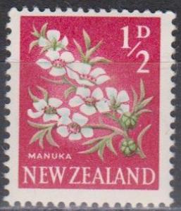 New Zealand #333 MNH F-VF (B2416)