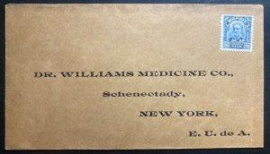 Mint Brazil Advertising Pre Addressed Envelope Dr Williams Pink Pills