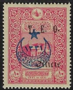 Cilicia #91 Mint Never Hinged 25% SCV $3.25  ** FREE Domestic SHIPPING**