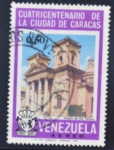 Venezuela  Scott C978 Used Airmail