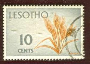 Lesotho 1971: Sc. # 99; O/Used Single Stamp
