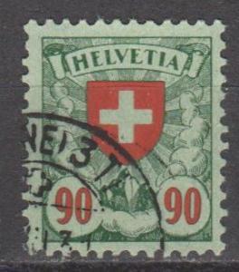 Switzerland #200 F-VF Used CV $2.75 (ST1366)