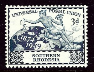 Southern Rhodesia 72 MH 1949 issue    (ap3899)