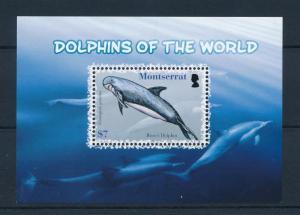 [40593] Montserrat 2008 Marine Life Dolphin MNH Sheet