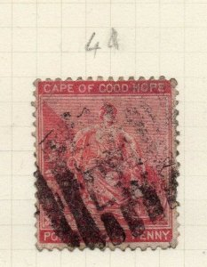 Cape of Good Hope 1882 Early Issue Fine Used 1d. 284460