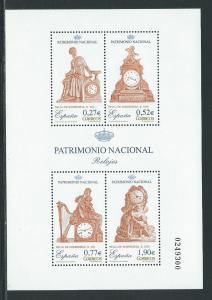 Spain 3284 2004 Clocks s..s MNH
